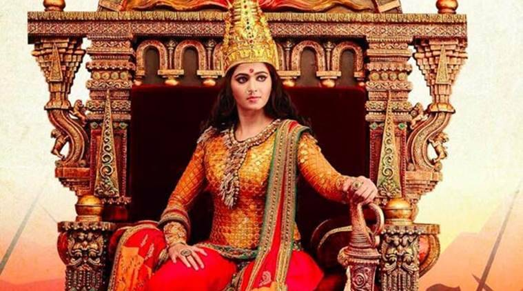 rudramadevi in hindi  full movie