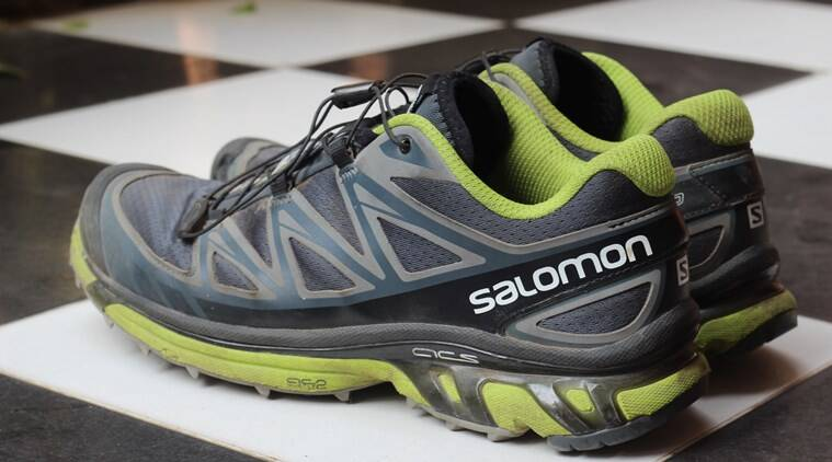 save off 18128 9c841 Salomon Wings Pro Review: This trail running shoe can save ...