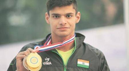 Patiala swimmer Sahil Chopra breaks inter-university record