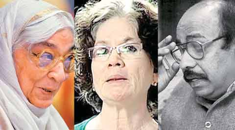 As writers continues to return award, BJP asks to check their ideological inclinations