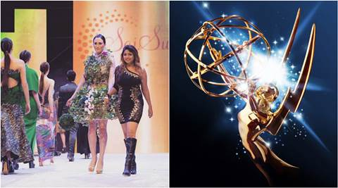 emmy awards, sai suman emmy awards, sai suman emmy, sai suman emmy awards, sai suman