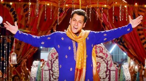 Get over 'Ram Leela', Salman Khan's here with his 'Prem Leela' from 'Prem Ratan Dhan Payo': Watch