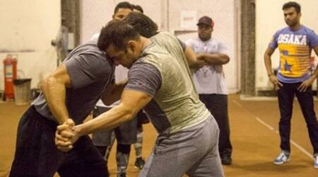 'Sultan's training leaves Salman Khan in pain