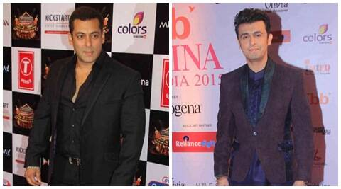 Sonu Nigam refutes reports of him being snubbed by Salman Khan, says the actor wasgracious