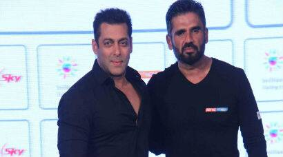 Friday Fun: Salman Khan, Suniel Shetty
