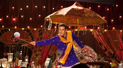 Salman Khan's 'Prem Leela' song from 'Prem Ratan Dhan Payo' to release ahead of navratri