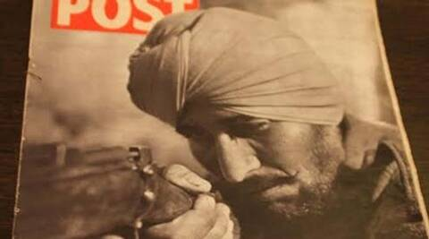Ludhiana: Rare London magazine cover featuring Sikh Sepoy to go under the hammer