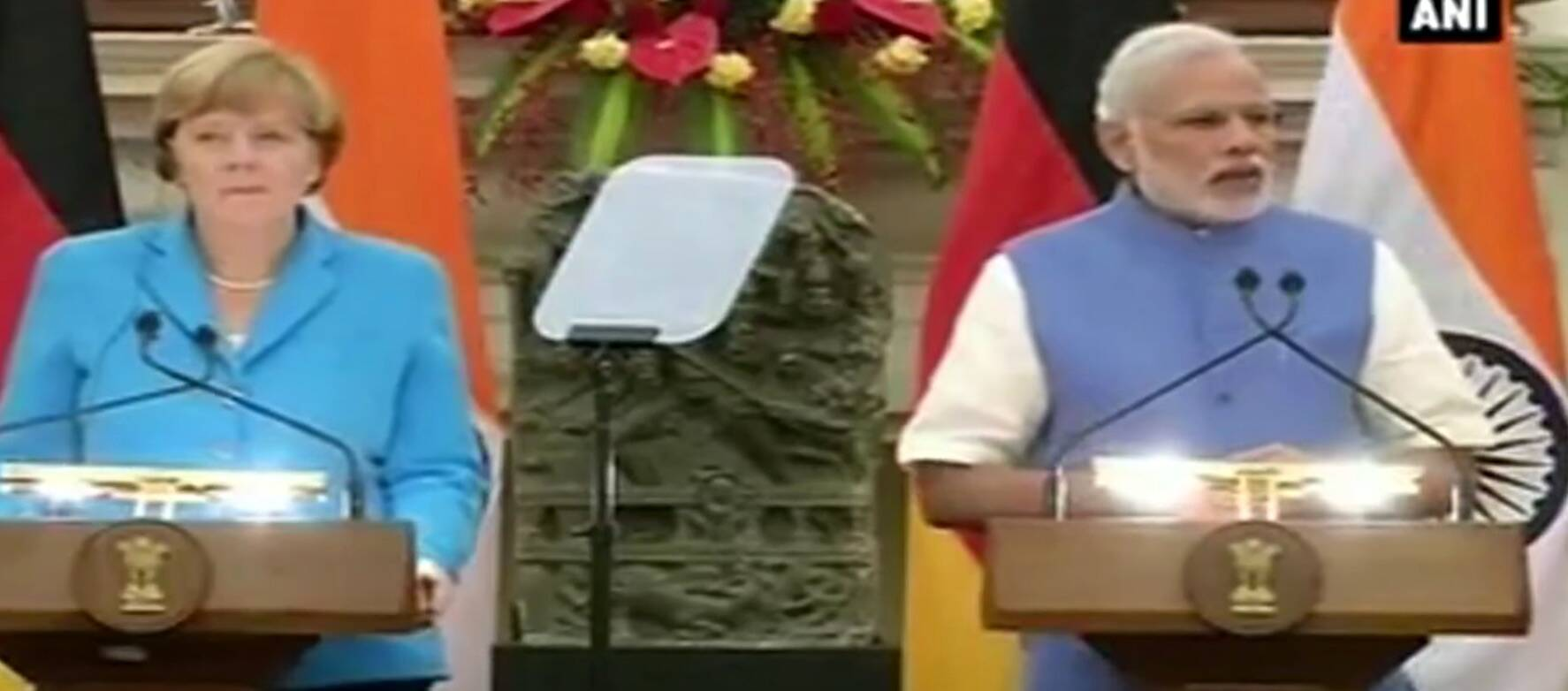 PM Modi On Key Areas Of Partnership With Germany