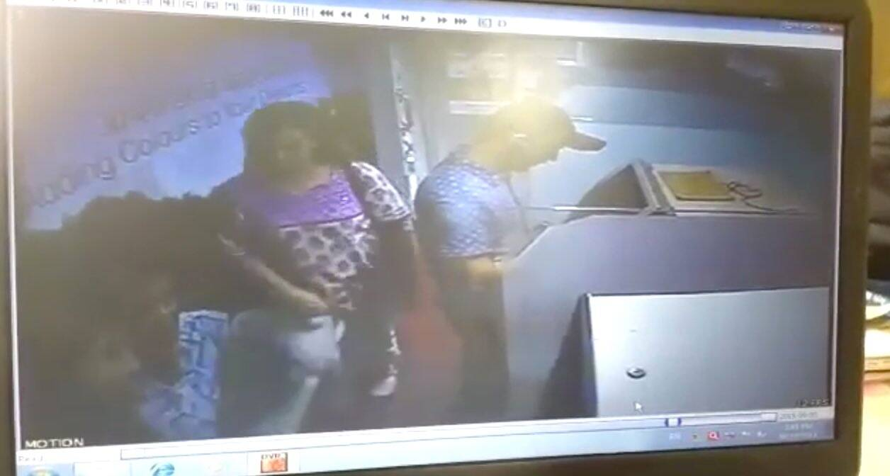 Caught On Camera: Romanian National Installs Skimmer At Mumbai ATM; 3 Get Arrested