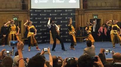 Shah Rukh Khan, Shah Rukh Khan receives doctorate, University of Edinburgh, Shah rukh Khan pictures, Shah Rukh Khan at University of Edinburgh, bollywood, entertainment
