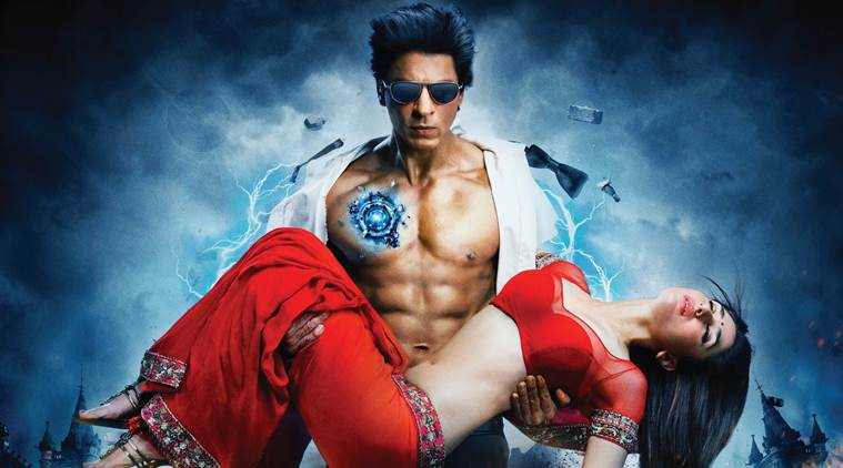 Shah Rukh Khan, Shah Rukh Khan Ra One, Ra one, SRK Ra one, Kareena Kapoor, Arjun Rampal, Shah Rukh Khan Ra One Movie, Anubhav Sinha, Entertainment news