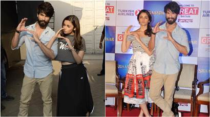 Shahid Kapoor, Alia Bhatt's 'Shaandaar' ways to promote their movie