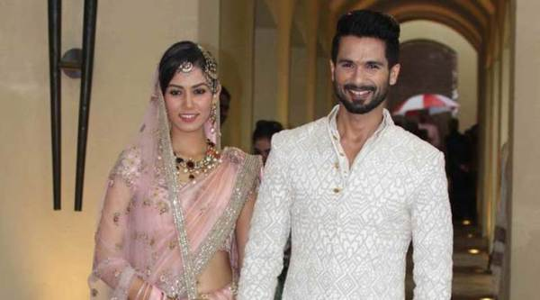 Shahid Kapoor, mira rajput, shahid, mira, shahid kapoor mira rajput, shahid kapoor mira, mira kapoor, shahid mira kapoor, mrs mira kapoor, shahid kapoor wife, shahid wife, shahid kapoor wife mira, Shahid Kapoor Marraige, Shahid Kapoor Marraige Photos, shahid kapoor news, shahid kapoor latest news, entertainment news
