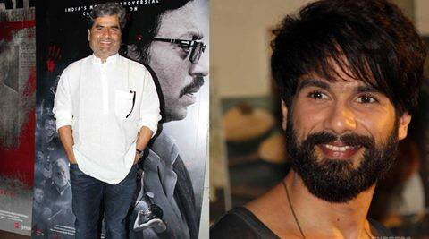 Vishal Bharadwaj has given me good looks in his films: Shahid Kapoor
