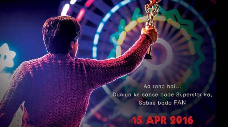 Shah Rukh Khan, Fan, SRK Fan, Fan logo, Fan movie SRK