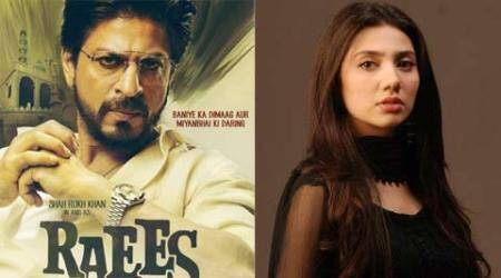 Uff, we will look good together in 'Raees', says Shah Rukh Khan to co-star Mahira