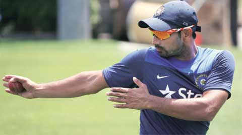 Shami's unavailability meant India's inexperienced medium pacers found it difficult to defend 199 on a placid Dharamsala pitch.
