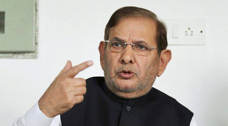 Sharad Yadav, bjp, jdu, rss, dalit, anti dalit, anti dalit comment, dalit protest, dalit violence, dalit atrocities, Dalit issues, Uttar Pradesh polls, Uttar Pradesh assembly polls, uttar pradesh