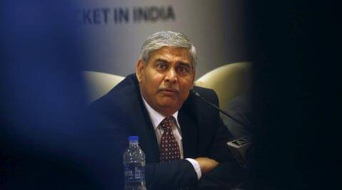 Shashank Manohar's son quits posts