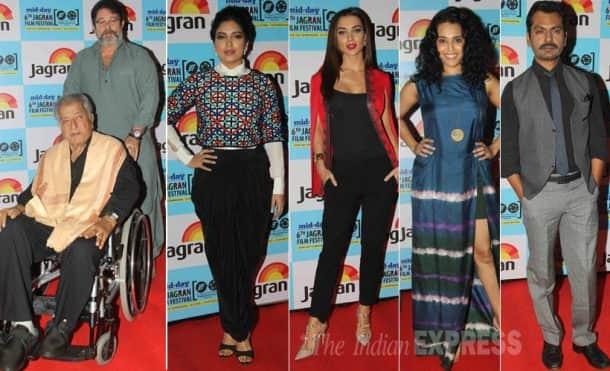 Amy Jackson, Swara Bhaskar, Bhumi Pednekar, Shashi Kapoor, Jagran Film Festival