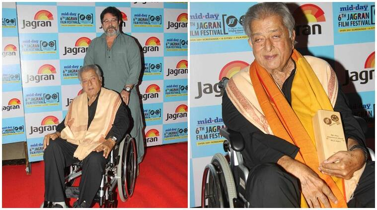 Shashi Kapoor, Shashi Kapoor honour, Shashi Kapoor awards, Shashi Kapoor news, Shashi Kapoor movies, Shashi Kapoor latest news, Shashi Kapoor upcoming movies, Shashi Kapoor lifetime honour award, jagran fest, entertainment news, bollywood news, latest news, latest bollywood news