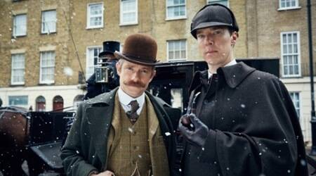 'Sherlock' to receive US theatrical release