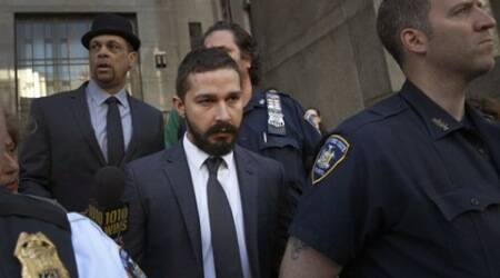 Shia LaBeouf's cryptic tweet post arrest