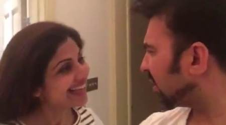shilpa shetty, shilpa shetty dubsmash, shilpa shetty husband, shilpa shetty raj kundra, raj kundra, shilpa shetty video, shilpa shetty news