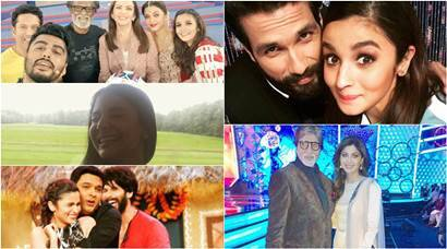 Insta diaries: Shilpa, Shahid, Alia, Anushka, Arjun had some fun this week