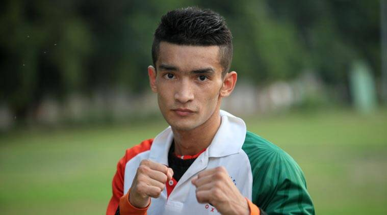 Boxing World Championships, Boxing Worlds, Shiva Thapa, Shiva Thapa Boxing, Boxing Championship, World Boxing, Boxing Worlds, Shiva Thapa, boxing news, boxing, sports, indian express