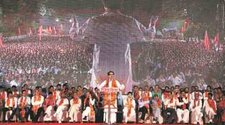 Ahead of Mumbai civic polls, Shiv Sena  kicks off plan to breach BJP citadels