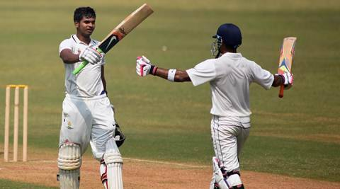 Ranji Trophy 2015, Ranji trophy, ranji thropy scores, mumbai vs punjab, punjab vs mumbai, shreyas iyer, baroda vs railways, railways vs baroda, tamil nadu vs MP, TN vs MP, Gujarat vs Andhra, Andhra vs Gujarat, ranji news, cricket news, cricket