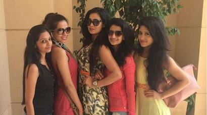 Shweta Tiwari gets surprises on her birthday, shares pictures with daughter and husband