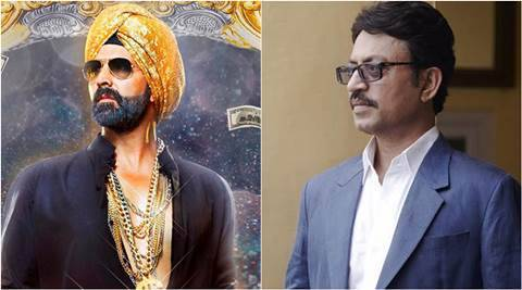 Akshay Kumar's 'Singh Is Bliing' falls on day two, 'Talvar' escalates due to good word of mouth