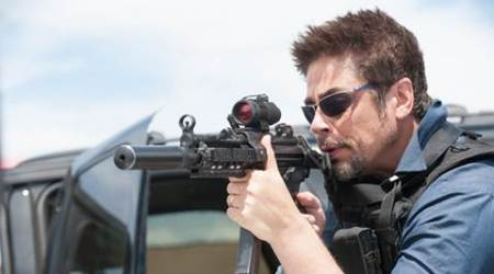 Sicario movie review, Sicario movie, Sicario, Sicario review, Sicario film, Sicario hollywood, Sicario cast, Emily Blunt, Benicio Del Toro, Josh Brolin, Dennis Villeneuve