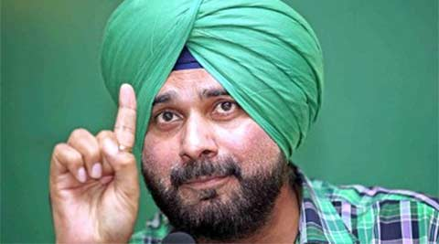 Navjot Singh Sidhu admitted to hospital after clot in deep vein