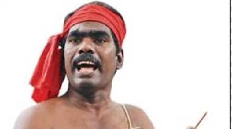 Tamil singer, Tamil folk singer, tamil folk singer arrested, s kovan, anti-Jayalalithaa,  Jayalalithaa, tamil nadu, tamil nadu news, jaya, folk singer, india news, latest news