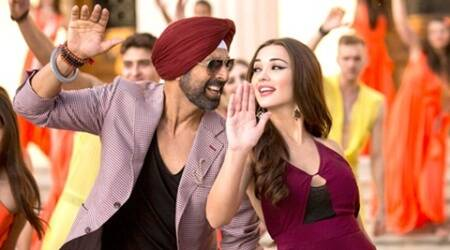 Akshay Kumar's 'Singh is Bliing' mints Rs.54.44 crore in three days