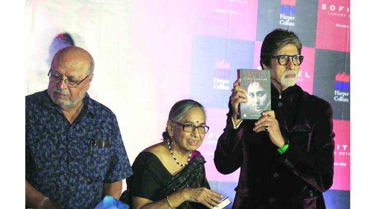 Smita Patil, Shabana Azmi,Maithili Rao, bollywood, A Brief Incandescence, smita patil birthday, Amitabh Bhachchan, bollywood news, entertainment news, mumbai news, indian express