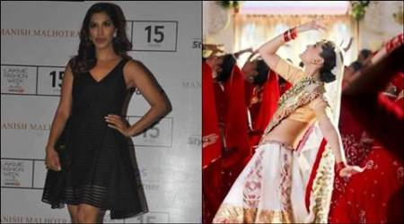 Sophie Choudry makes 'Prem Ratan Dhan Payo' dubsmash video