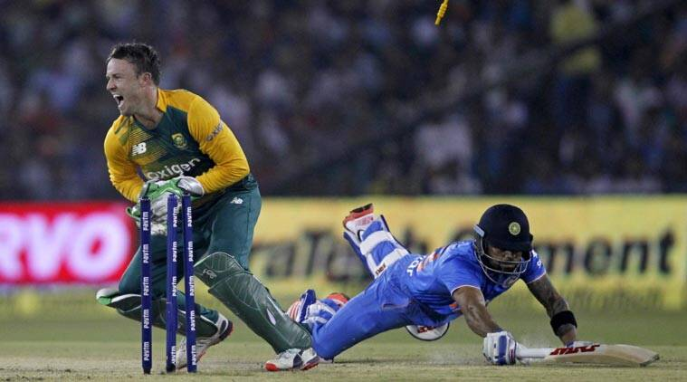 Ind Vs Sa India Lose Series 0 2 To South Africa After Rain