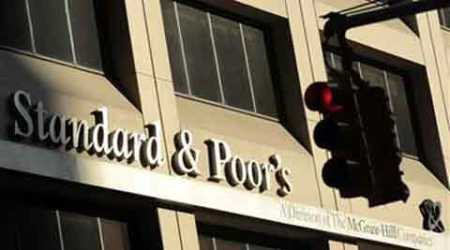 S&P retains India's rating  at BBB-, rules outupgrade