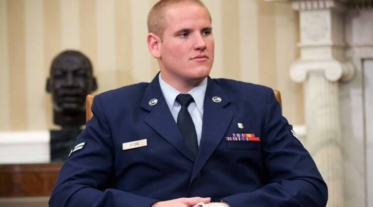 spencer stone, french train attack, french train attack hero, train attack hero, spencer stone stabbed, spencer stone wounded, train attack hero, US class airman stabbed, Us news