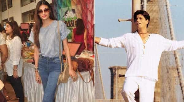 Shah Rukh khan, Shah Rukh Khan Movies, Shah Rukh khan Films, Athiya Shetty, Athiya Shetty movies, Athiya Shetty Hero, Entertainment news