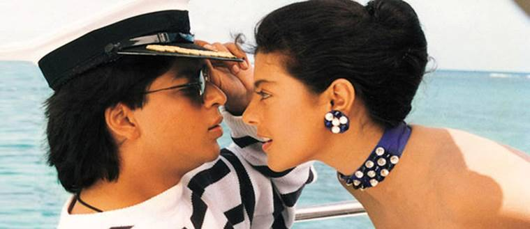 6 Times Shah Rukh Khan And Kajol Stole Our Hearts