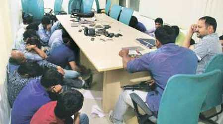 83 held for job fraud, three call centres in Noida sealed