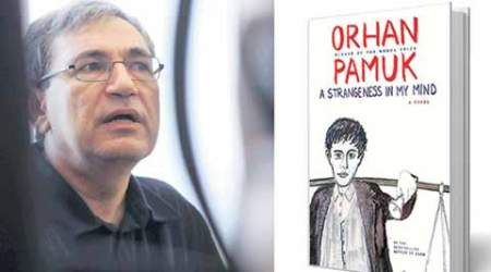 Strangeness in My Mind, book review, Orhan Pamuk book, The Museum of Innocence, William Wordsworth