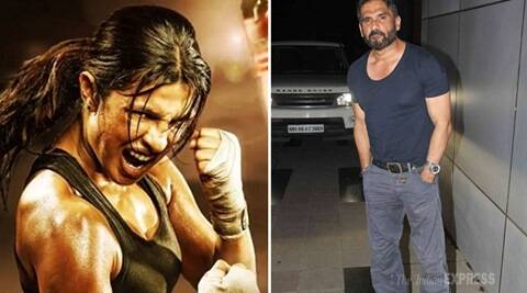Suniel Shetty, Suniel Shetty Movies, Suniel Shetty Films, Mary Kom, Omung Kumar, Omung Kumar Birthday, Actor Suniel Shetty, Entertainment news