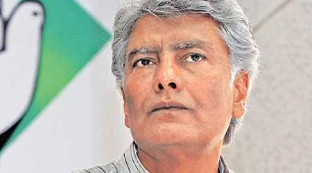 Shadow of scam leading to CMO: Congress leader Sunil Jakhar