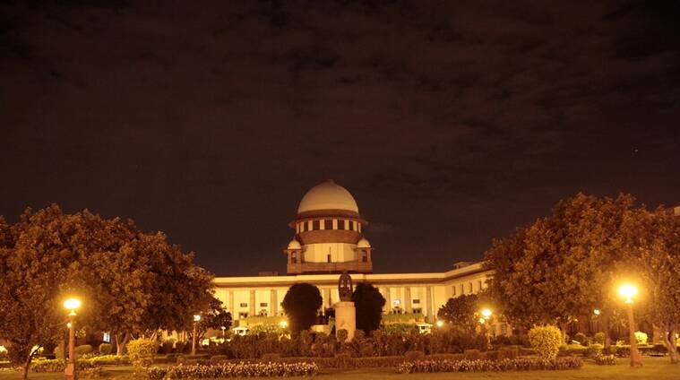 The Supreme Court of India. (Source: Express Photo by Amit Mehra)